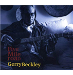 Vynil Gerry Beckley - Five Mile Road