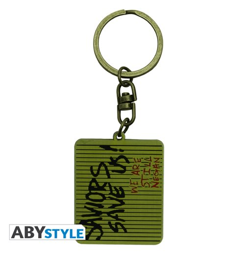 The Walking Dead Keychain 373427