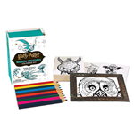 Harry Potter Colouring Set 373443