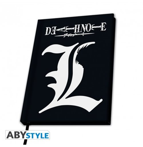 Death Note Notepad 373460