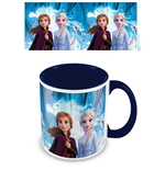 Frozen 2 - Guiding Spirit Blue Inner C Mug