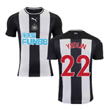2019-2020 Newcastle Home Football Shirt (YEDLIN 22)