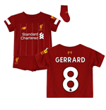2019-2020 Liverpool Home Baby Kit (GERRARD 8)