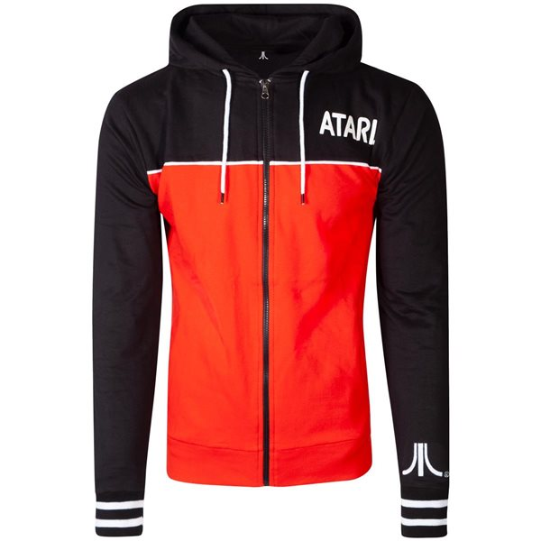 Atari - Colour Block Men's Hoodie