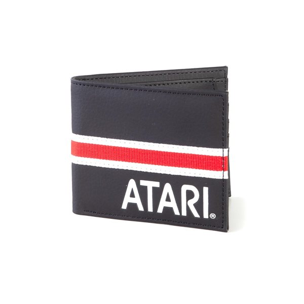 Atari - Bifold Wallet With Webbing