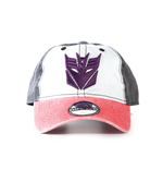 Hasbro - Transformers - Decepticons Adjustable Cap