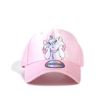 Disney - Marie - Satin Nylon Curved Bill Cap