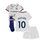 2019-2020 Chelsea Away Nike Little Boys Mini Kit (Hazard 10)