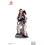 Ghostbusters Peter Venkman St Statue