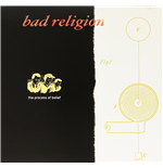 Vynil Bad Religion - Process Of Belief