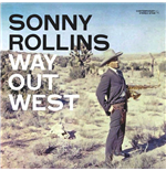 Vynil Sonny Rollins - Way Out West