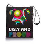 UglyDolls Tote Bag Ugly and Proud