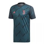 2019-2020 Juventus Adidas Pre-Match Training Shirt (Green)