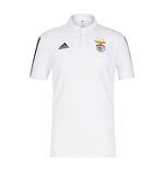 2019-2020 Benfica Adidas Polo Shirt (White)