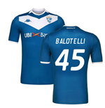 2019-2020 Brescia Kappa Home Shirt (Balotelli 45)
