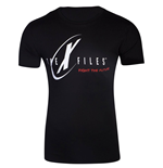 The X-Files T-Shirt Logo