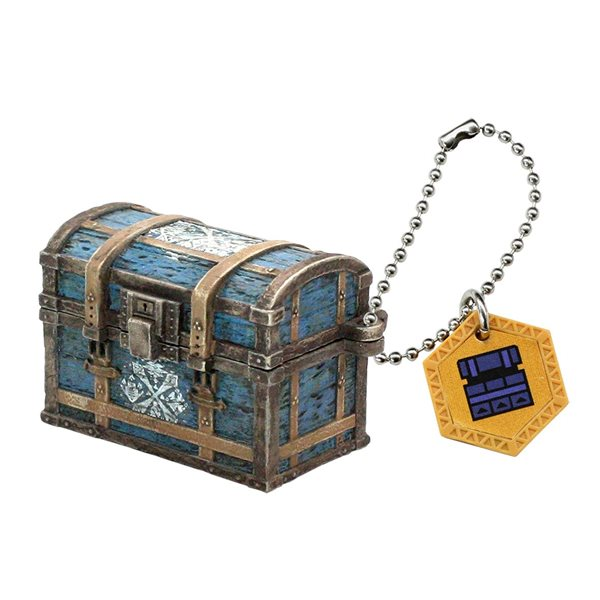Monster Hunter Mascot Plus Supply Box Keychain