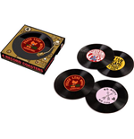 Woodstock Record Coasters