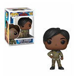 Captain Marvel POP! Marvel Vinyl Bobble-Head Figure Maria Rambeau 9 cm