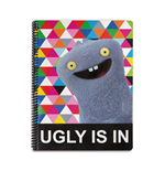 UglyDolls Notebook A4 Babo