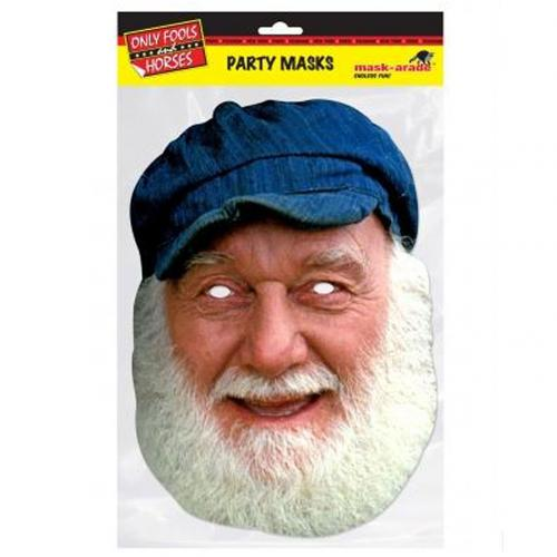 Only Fools And Horses Mask Uncle Albert