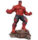 Marvel Gallery Red Hulk Fig Statue