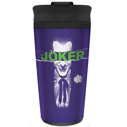 The Joker Metal Travel Mug