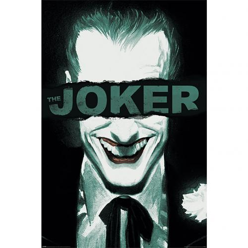 The Joker Poster Happy Face 110