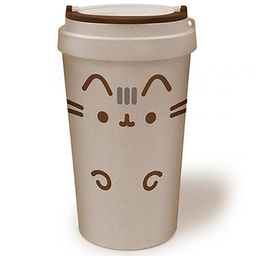 Pusheen Eco Travel Mug