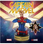 Captain Marvel Bust Captain Marvel 20 cm