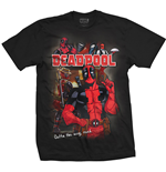 Deadpool T-shirt 376514