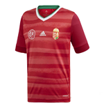 2020-2021 Hungary Home Adidas Football Shirt (Kids)
