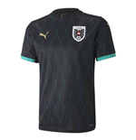 2020-2021 Austria Away Puma Football Shirt (Kids)