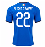 2018-19 Italy Home Shirt (El Shaarawy 22) - Kids