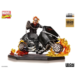 Ghost Rider Comics Series 1/10 St Statue