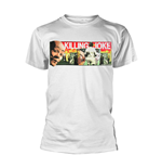 Killing Joke T-Shirt WHAT'S This For (front Print ONLY)