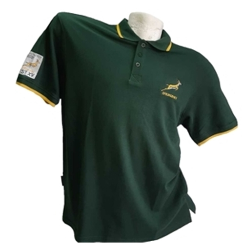 South Africa Rugby Pique Classic Polo shirt