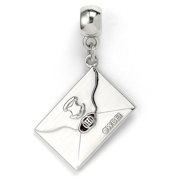 Harry Potter Silver Plated Charm Letter