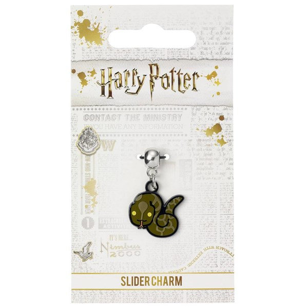 Harry Potter Silver Plated Charm Chibi Nagini