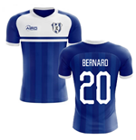 2019-2020 Everton Home Concept Football Shirt (BERNARD 20)