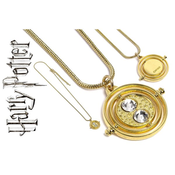 Hp Time Turner 20mm Necklace