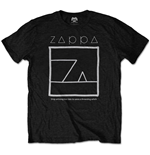 Frank Zappa Unisex Tee: Drowning Witch