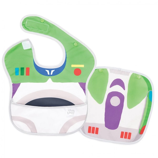 Toy Story Buzz Lightyear Bib