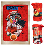 Dragon Ball Characters Polar Blanket Cover