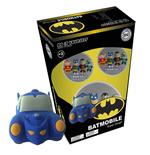 Batmobile Super Dough Vehicles Diy Figure