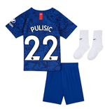 2019-20 Chelsea Home Baby Kit (Pulisic 22)