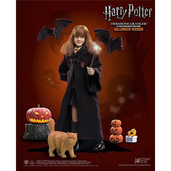 Hp Hermione Halloween 12INCH Af Action Figure