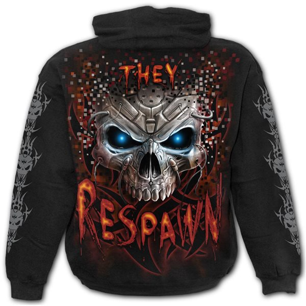 Respawn - Kids Hoody Black (Plain)