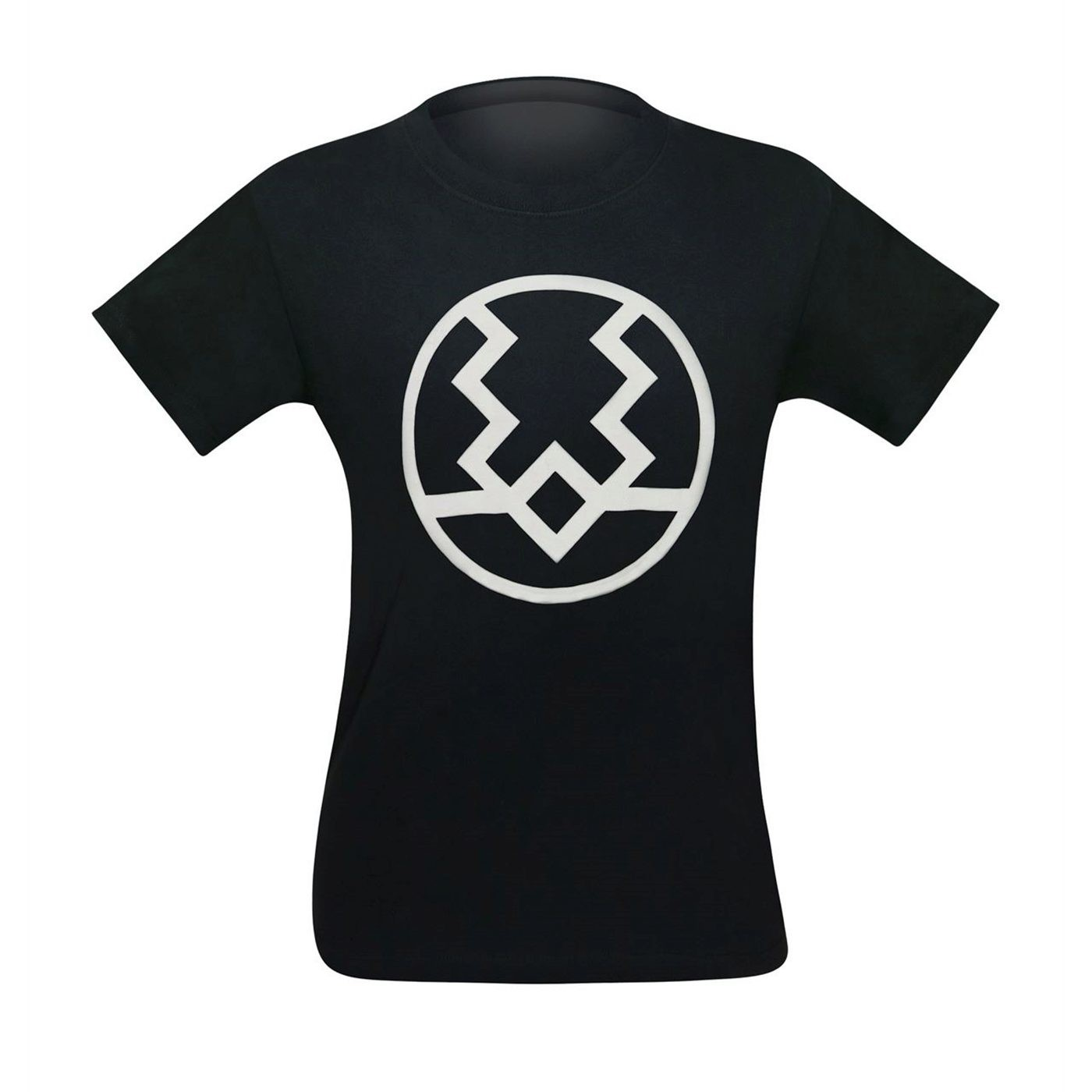 Black Bolt Symbol Men's T-Shirt
