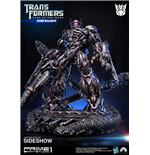 Transformers Dark O/T Moon SHOCKWAVE(PR1 Statue